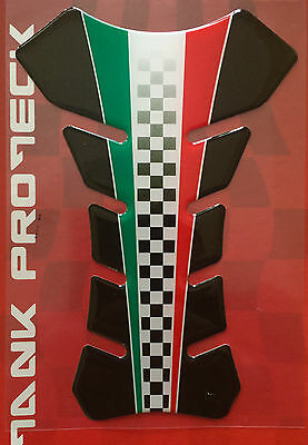 Aprilia Sxv Rxv 450 550 Motorcycle Tank Protector Pad Proteck Gp Made In Italy