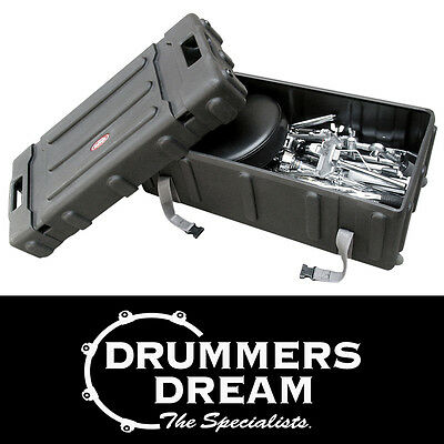 SKB Mid-Sized Drum Hardware Case with Wheels & Built In Handles 81.28cm Interior