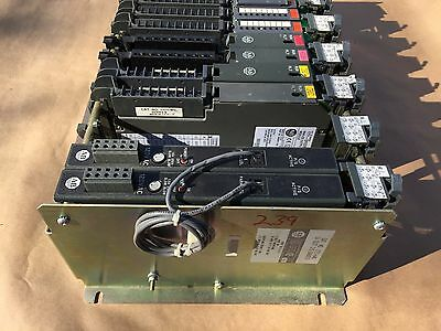ALLEN-BRADLEY 16 SLOT I/O CHASSIS 1771-A4B with cards (#239)