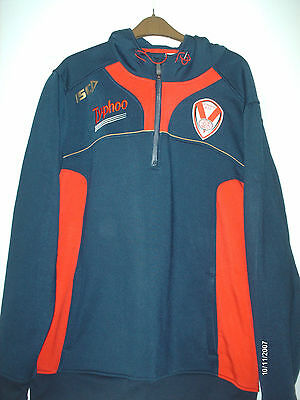 Mens Rugby Sweat Top Size3Xl(St Helens)