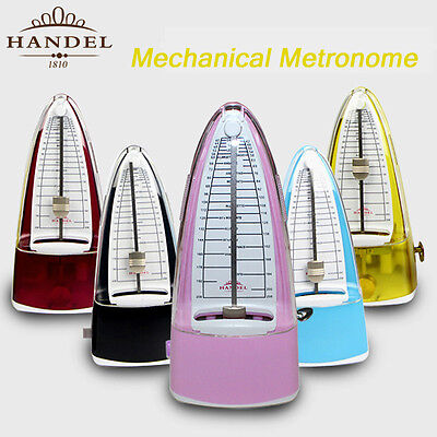 2017 New music electronic metronome for instruments,mechnical multi-color equips