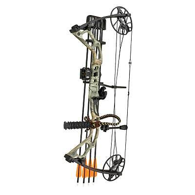 "SET Man Kung Compoundbogen Mirage GOD Camo 19-31""/15-70 lbs RH"