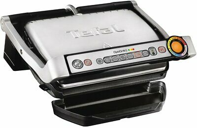 NEW Tefal GC712 Optigrill Plus