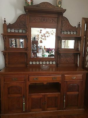 Antique French Louis XV Wall Unit c1880