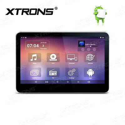 """10.1"""" Android HD Car Headrest DVD Player Pillow Monitor Capacitive Touch Screen"""