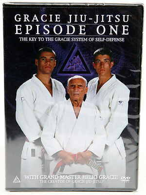 Gracie Jiu-Jitsu Episode One DVD