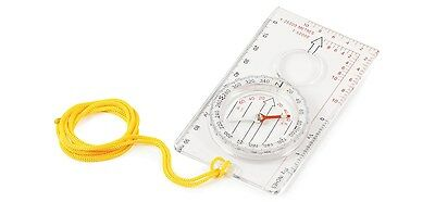 HIGEAR No.86 Map Compass Cadets Scouts Hiking Outdoor Orienteering