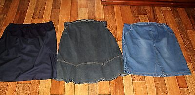 Size 18 Maternity Skirts - 3 In Total