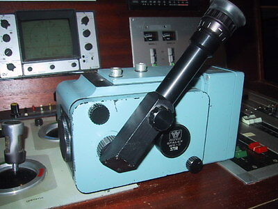 Stalex Ws-3 High Speed Movie Camera