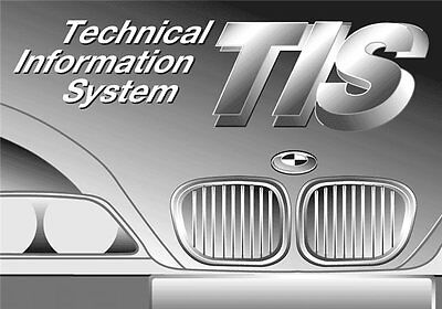 BMW Technical Information System TIS