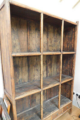 Antique Chinese Display/book case