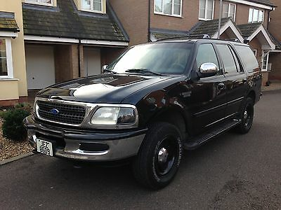 97 Ford Expedition Xlt 5.4 V8 4X4 Auto 7 Seats Suburban Suv Mpv Estate Car