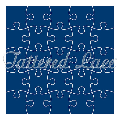 Essentials by Tattered Lace - Jigsaw Puzzle Jigsaw Puzzle (ETL573)