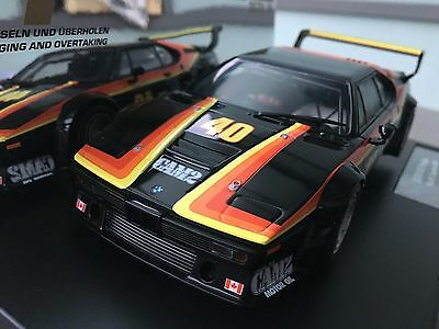 "Carrera Digital 124 23833 BMW M1 PROCAR ""No.40"", Daytona 1981 NEU OVP"