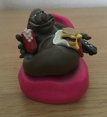 The Turds Figurine - Lazy Sh*t - Ornament undamaged not boxed