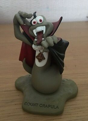 The Turds Figurine - Count Crapula- Ornament undamaged not boxed