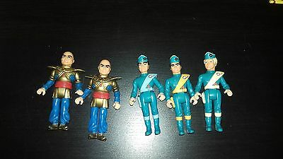 Thunderbirds Original Action Figures RARE