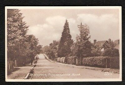 Chelsfield Oxendenwood Road Printed Photo Postcard