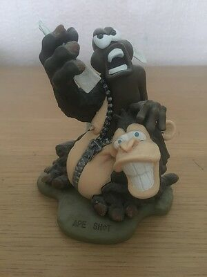 The Turds Figurine - Ape Sh*t - Ornament undamaged not boxed