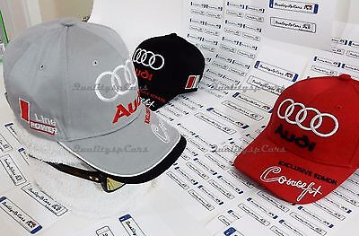 Cappello AUDI sport S LINE f1 audi exclusive racing hat baseball cap snap back