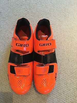 Giro Easton EC90 SLX Cycling Shoes - Size 8.25 (UK)