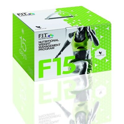 Forever Living F.I.T F15 Detox, Weight Loss, Programme follow on from C9