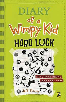 Hard Luck (Diary of a Wimpy Kid book 8),New Condition