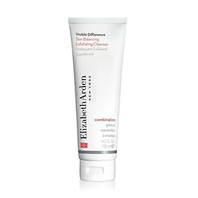 Elizabeth Arden 'Visible Difference' skin balancing exfoliating cleanser 125ml