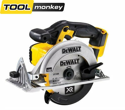 Dewalt DCS391N 18V 165mm XR Lithium-Ion Circular Saw Bare Unit