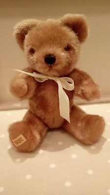 Merrythought teddy bear - jointed 15 inches in length