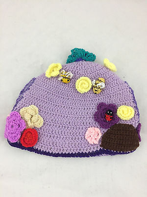 Hand Knitted Tea Cosie for tea pots bees and ladybird