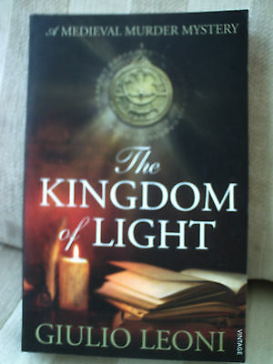 The Kingdom of Light. Giulio Leoni. 2010 Pbk