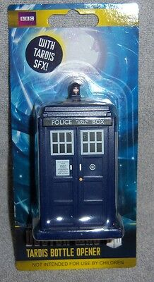 Doctor Who Tardis Bottle Opener With Tardis SFX! -  NEW IN PACKAGE