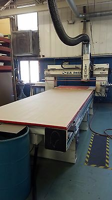 Onsrud 144G10 CNC Router table mfg 2000