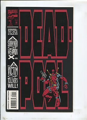 "Dead-Pool #1 (9.0) ""the Circle Chase"" 1993"