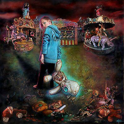Korn : The Serenity Of Suffering - Vinyl Lp New & Sealed
