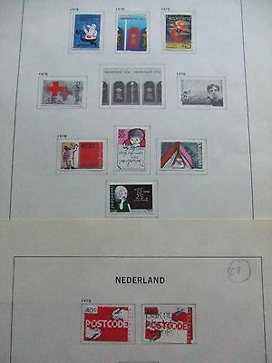 Netherlands 1978 collection