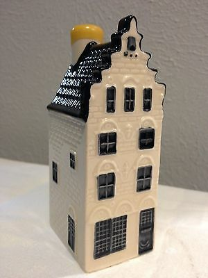 Klm Bols Delft Canal Houses Royal Distilleries Holland Empty # 32
