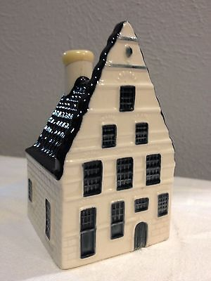 Klm Bols Delft Canal Houses Royal Distilleries Holland # 35