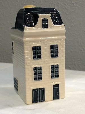 Klm Bols Delft Canal Houses Royal Distilleries Holland Empty # 43