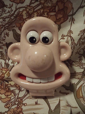 *RARE VINTAGE* Wallace & Gromit Mini Playset 1997 Bluebird Toys not  Mighty Max