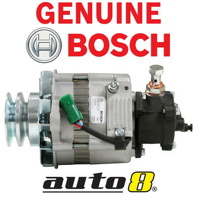 Genuine Bosch Alternator To Suit Toyota Hilux 2.4L (2L) 2.8 (3L) Diesel 85-93