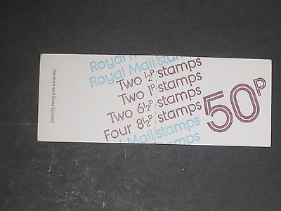 50p Folded Booklet FB1a