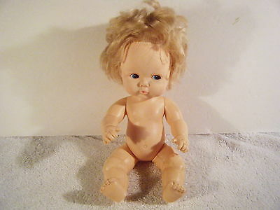 EEGEE Rubber Doll 8 inches 1960's Vintage