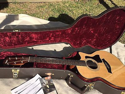 Taylor 316ce Grand Symphony acoustic / electric guitar LIKE NEW