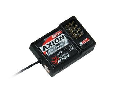 Hitec Axion 2 AFHSS 2.4GHz  2 Channel High Speed Micro Receiver   HTR-AXION2