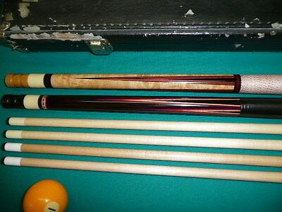 Two O'connor Custom Cues