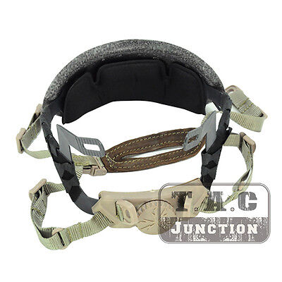 Tactical Occ-Dial Liner Kit Replacement Headband & Pad for Ops-Core MICH Helmet
