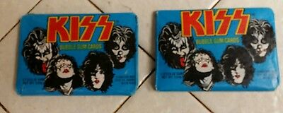 Kiss trading cards 1978