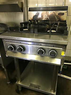 Supertron Commercial Stove Top